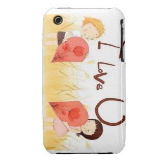 I love iPhone 3 covers