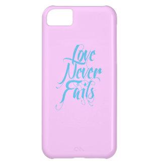 I Love iPhone 5C Case