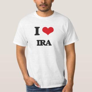 I Love Ira Tee Shirt