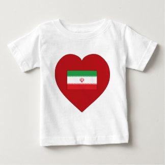 I Love Iran Baby T-Shirt