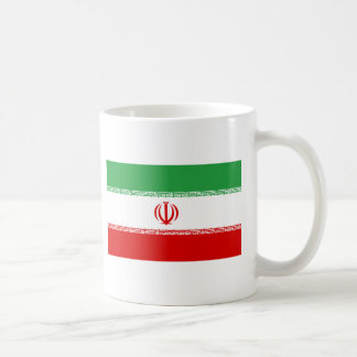I Love Iran Classic White Coffee Mug