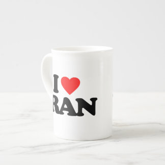 I LOVE IRAN TEA CUP