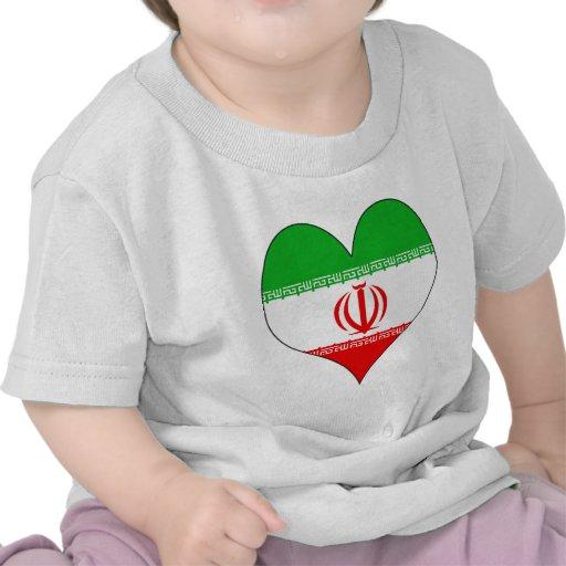I Love Iran Tshirt