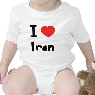 I love Iran Tee Shirt