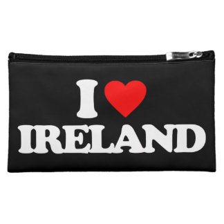 I LOVE IRELAND MAKEUP BAGS