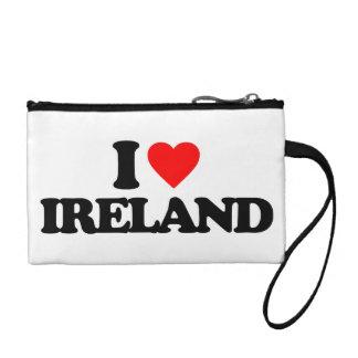 I LOVE IRELAND COIN WALLET