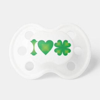 I Love Ireland Pacifier