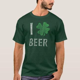 I Love Irish Beer T-Shirt