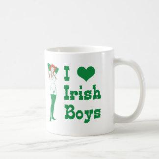 I Love Irish Boys Coffee Mug