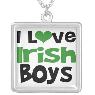 I Love Irish Boys Jewelry