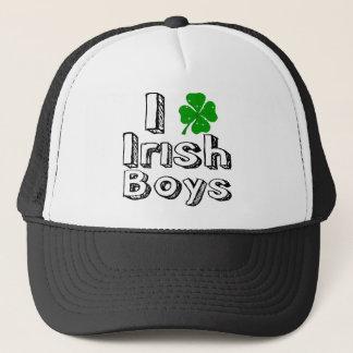 I love Irish Boys! Trucker Hat