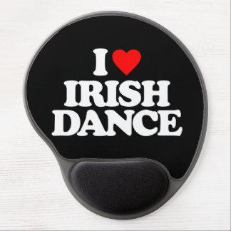 I LOVE IRISH DANCE GEL MOUSE PAD
