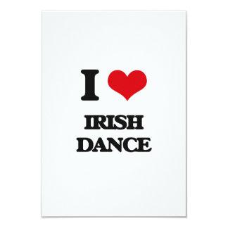 I Love Irish Dance Custom Announcements