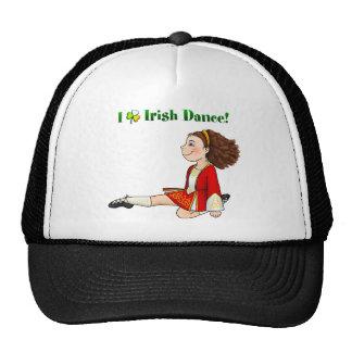 I love Irish dance Trucker Hat