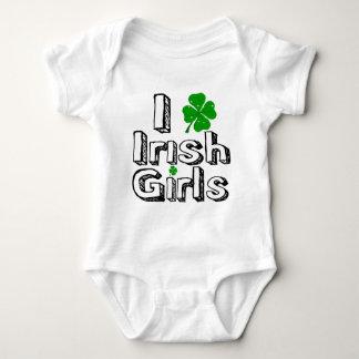 I love irish girls! baby bodysuit