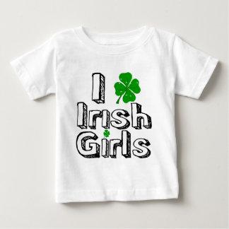 I love irish girls! baby T-Shirt