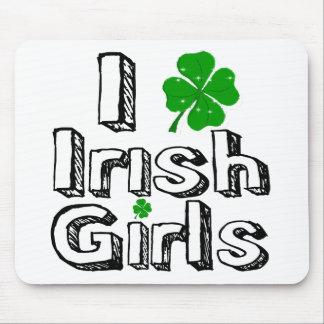 I love irish girls! mouse mats