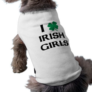 I Love Irish Girls Shirt