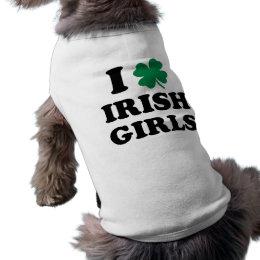 I Love Irish Girls Tee