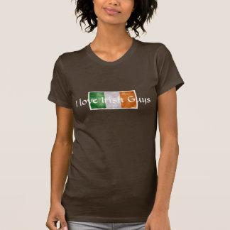 I Love Irish Guys Tee