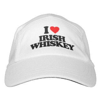 I LOVE IRISH WHISKEY HAT
