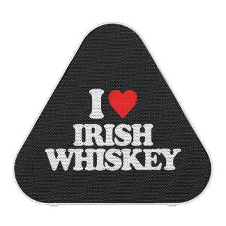 I LOVE IRISH WHISKEY SPEAKER