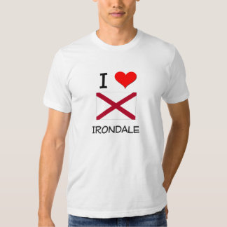I Love IRONDALE Alabama Shirt