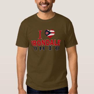 I love Irondale, Ohio Shirts