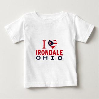 I love Irondale, Ohio T Shirt