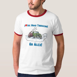 I Love IRT Go Alex Tees for kids and adults