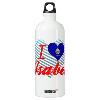 I Love Isabel, Kansas SIGG Traveler 1.0L Water Bottle