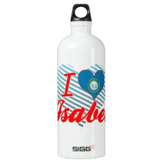 I Love Isabel, South Dakota SIGG Traveler 1.0L Water Bottle