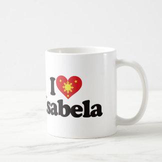 I Love Isabela Coffee Mug