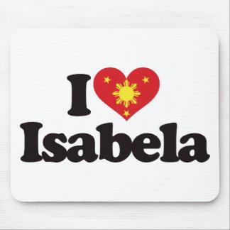 I Love Isabela Mouse Pad