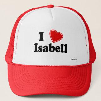 I Love Isabell Trucker Hat