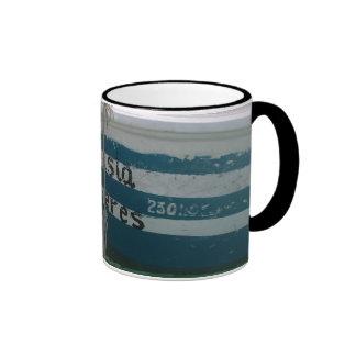 I Love Isla Mujeres Coffee Mugs