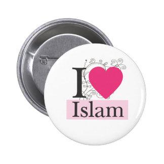i love islam button