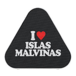I LOVE ISLAS MALVINAS SPEAKER