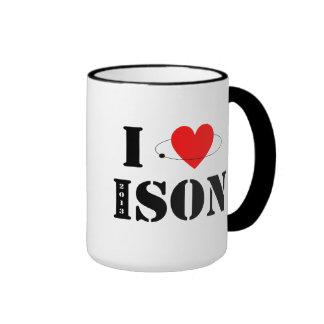 I love Ison Ringer Mug
