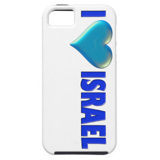 I Love Israel iPhone 5 Cover