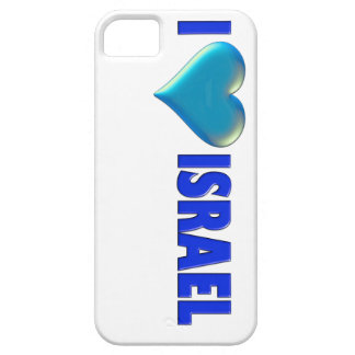 I Love Israel iPhone 5 Case
