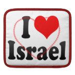 I love Israel iPad Sleeve