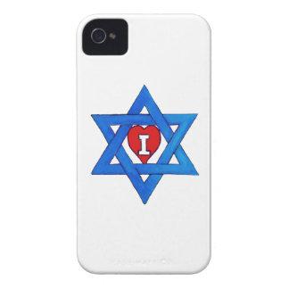 I LOVE ISRAEL! iPhone 4 Case-Mate CASE