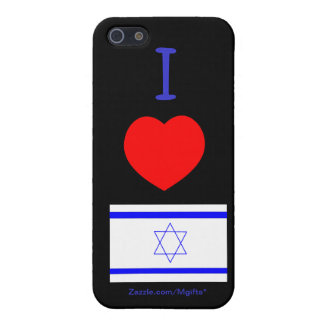 I Love Israel iPhone 5 Cases