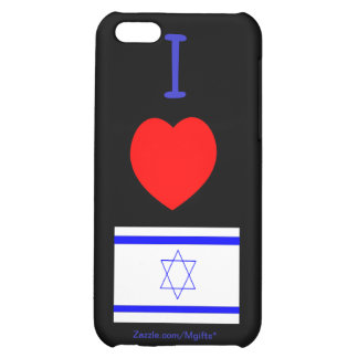 I Love Israel iPhone 5C Case