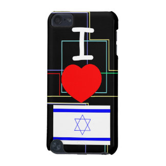 I Love Israel iPod Touch 5G Cover