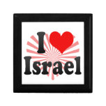 I love Israel Jewelry Boxes