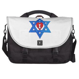 I LOVE ISRAEL! LAPTOP COMPUTER BAG