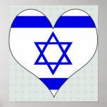 I Love Israel Print