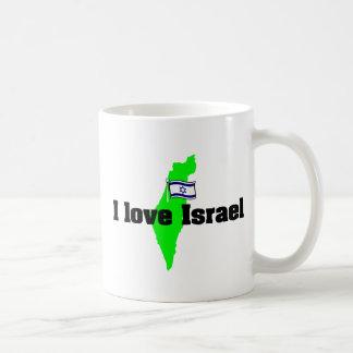i love israel products coffee mug